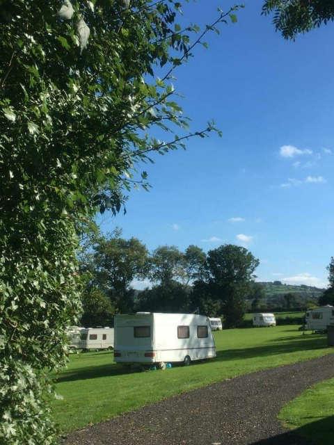 Hafod Brynog Caravan Site New Quay West Wales